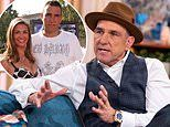 Vinnie Jones reveals he 'still cries every day' one year after losing wife Tanya to skin cancer