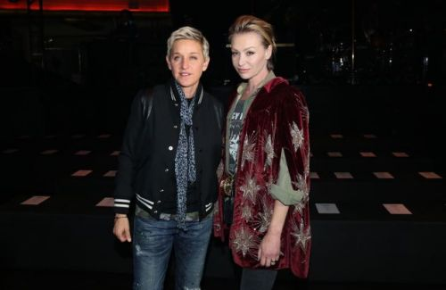 Ellen DeGeneres' Wife Portia De Rossi Breaks Silence Over 'Toxic' Workplace Accusations