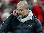 Pep Guardiola's agent dismisses reports linking the Manchester City manager with Bayern return