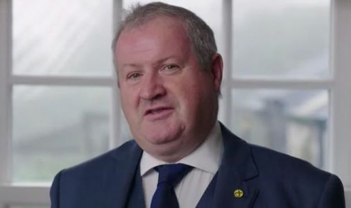 Ian Blackford uses SNP conference speech to attack Michael Gove for his dance moves