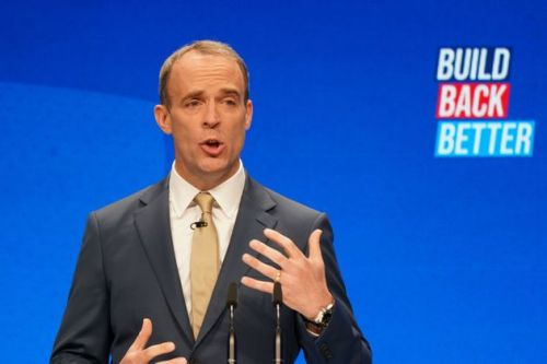 Raab Labels Angela Rayner's 'Scum' Comments 'Unhelpful' As He Calls For MPs To Work Together