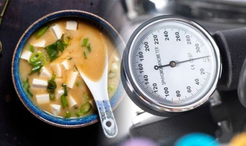 High blood pressure: Eating this fermented food could help lower your reading