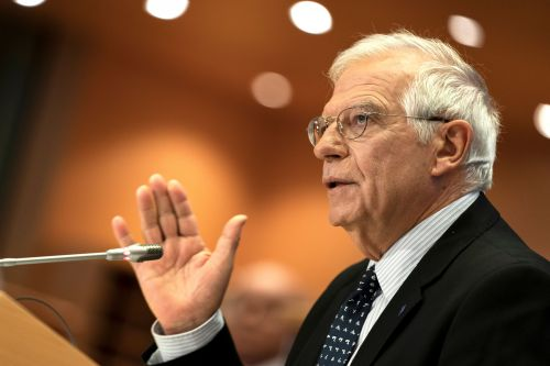 Borrell urges EU to be foreign policy 'player, not the playground'