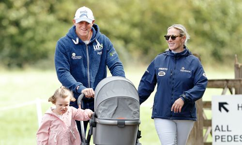 Mike Tindall talks emotional reunion with dad after five months apart