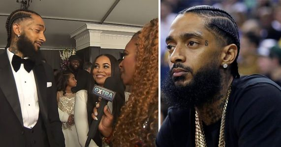 Lauren London 'missing' boyfriend Nipsey Hussle in heartbreaking tribute to slain rapper