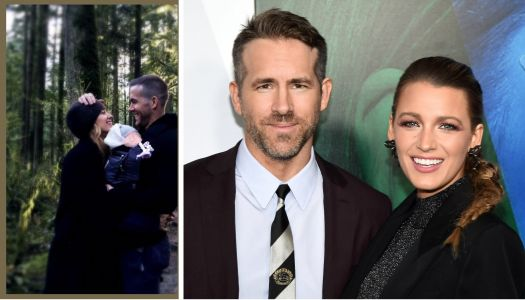 Ryan Reynolds appears to confirm he and Blake Lively welcomed baby girl