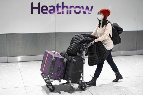 Heathrow Airport boss says UK is 'falling behind' after announcing £1.5bn losses