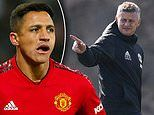 Alexis Sanchez played secret game against Sheffield United ahead of Inter Milan move