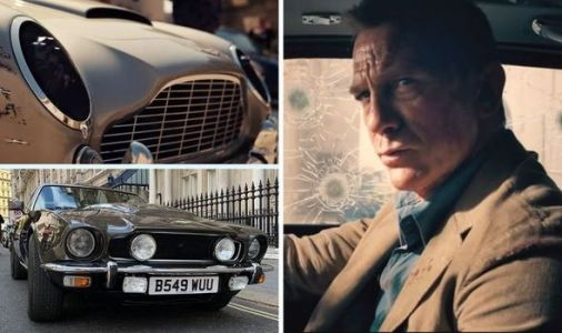 James Bond: Secrets behind No Time To Die cars REVEALED - Including customised DB5 tricks
