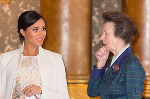 Princess Anne confirms huge disadvantage Meghan Markle has- and it's 'difficult'