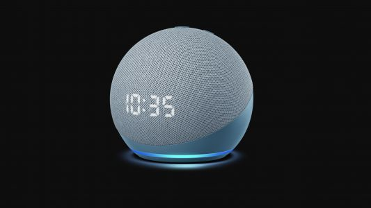 Amazon unveils spherical Echo, Echo Dot, Dot with Clock and Echo Show 10 smart speakers