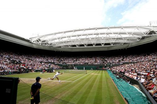 Ticket ballot for Wimbledon is finally moving into the digital age