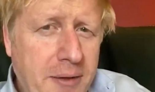 Coronavirus: Boris Johnson in 'good spirits' after 'comfortable' night in hospital