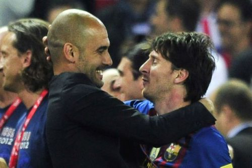 Barcelona plan to reunite Pep Guardiola and Lionel Messi in 2021 outlined