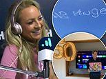 Carrie Bickmore shares her skywriting fail