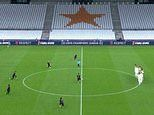 Marseille players decide against taking the knee before Champions League clash with Manchester City