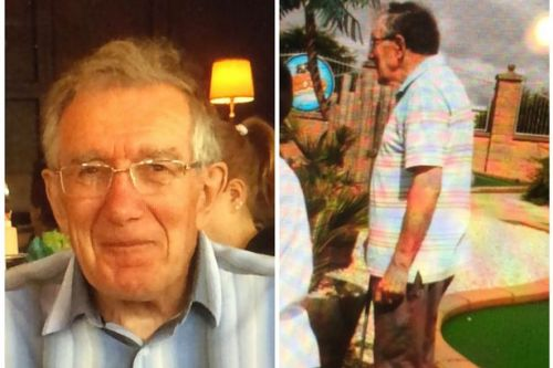 Concern growing for missing Scots pensioner as police launch major search