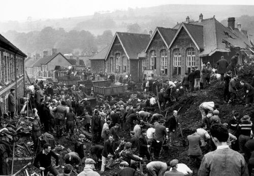 What was the Aberfan disaster?