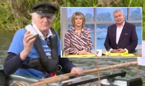 This Morning guest snaps back at Eamonn Holmes over 'very hurtful' comment
