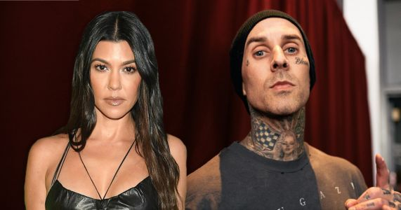 Kourtney Kardashian and Travis Barker spark dating rumours while hanging out at Kris Jenner's home