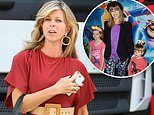 I'm A Celeb's Kate Garraway, 52, says her daughter, 13, fears she will die in unearthed interview