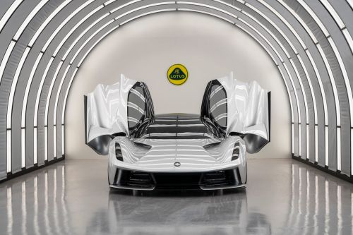 Lotus is about to begin production on its all-electric, $2.2 million Evija supercar, which will have the power of three Lamborghini Huracans - here's a closer look
