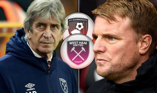 West Ham target Eddie Howe 'very keen' to take Hammers job if Manuel Pellegrini is sacked