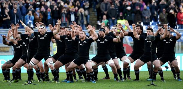 What is the Haka, what are the lyrics, and why do New Zealand All Blacks perform it before every rugby match?