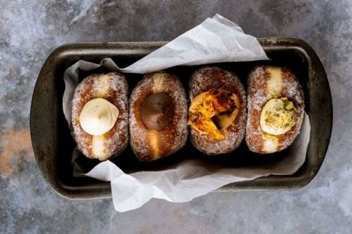 We Found Out How To Make These Ridiculously Good-Looking Doughnuts