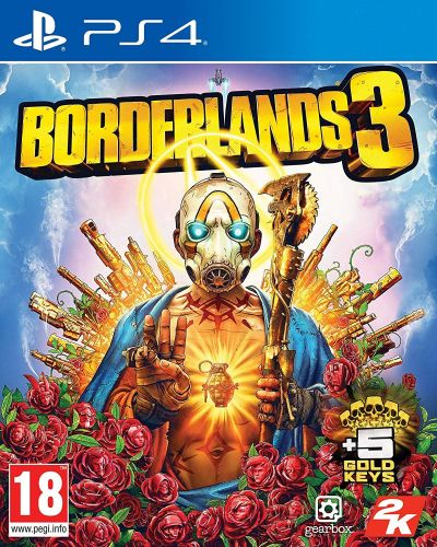 Borderlands 3 shoots straight to UK number one - Games charts 14 September