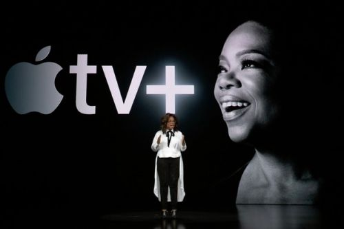 Oprah Winfrey, Steven Spielberg, Reese Witherspoon and more help launch Apple's new streaming service Apple TV +