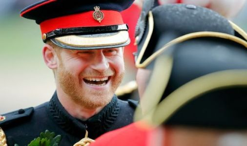 Prince Harry 'wanted to be treated like one of the guys' during happy time of his life