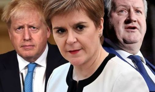 Last chance, Nicola! Ian Blackford admits SNP have one final shot at independence dream