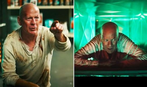 Die Hard: Bruce Willis RETURNS as John McClane with original film's stars for advert WATCH
