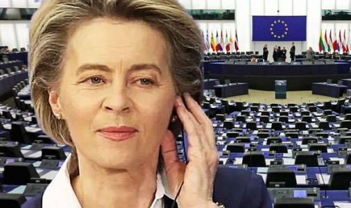 'EU megalomaniacs are unbearable!' MEP turns screw on bloc after UK diplomat row erupts