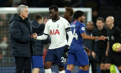 Jose Mourinho insists £65m Tottenham flop Tanguy Ndombele can turn his form around