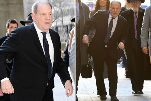 Harvey Weinstein brags his 'good lawyers' will get him a fair trial in rape case