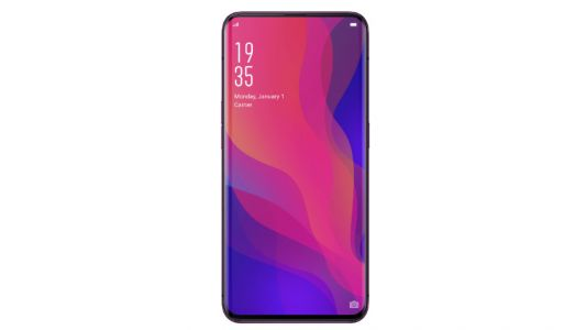 Oppo Find X launches with no notch, almost no bezel and three pop-up cameras