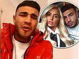 Love Island's Tommy Fury serenades Molly-Mae Hague on social media