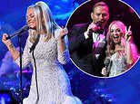 REVIEW: Emma Bunton lights up London's Royal Albert Hall with a glittering Christmas show