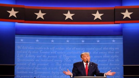 US Election Latest Odds: Donald Trump's 'best debate performance' boosts chances