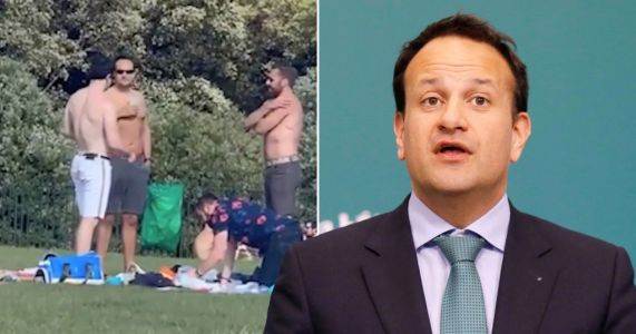 Irish PM denies lockdown breach after topless picnic in park with friends