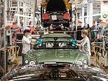 Bentley welcomes back 1,700 staff to restart luxury car production