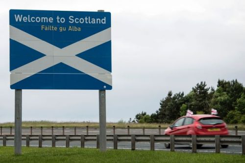 Nicola Sturgeon won't 'shy away' from quarantining English visitors to Scotland