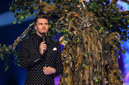 The Masked Singer's Tree revealed to be Teddy Sheringham as they get unmasked