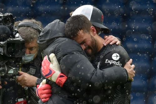 Klopp opens up on Alisson's emotional turmoil and details dressing room story