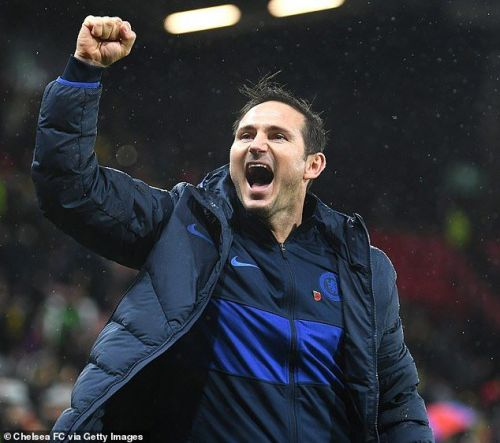 """Chelsea's """"Premier League report card"""" full of more glowing praise for Lampard's lads"""