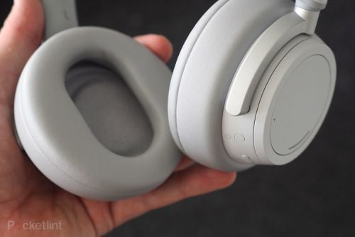 Is Microsoft making Surface Headphones with a fingerprint scanner?