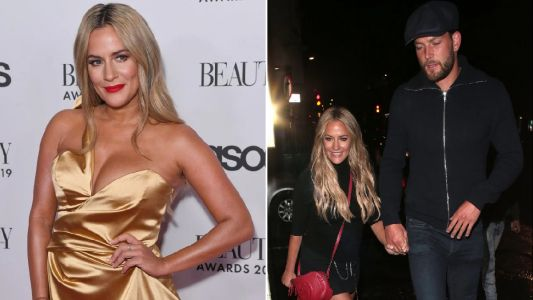 Caroline Flack arrested for assault by beating after 'row with boyfriend Lewis Burton'