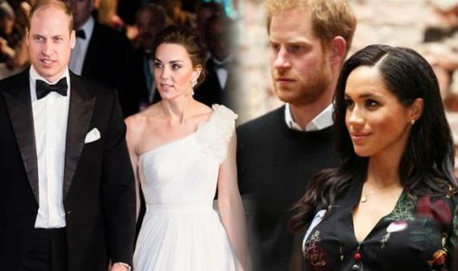 ROYAL FEUD: Why are Meghan Markle and Prince Harry 'SEPARATING' from Kate and William?
